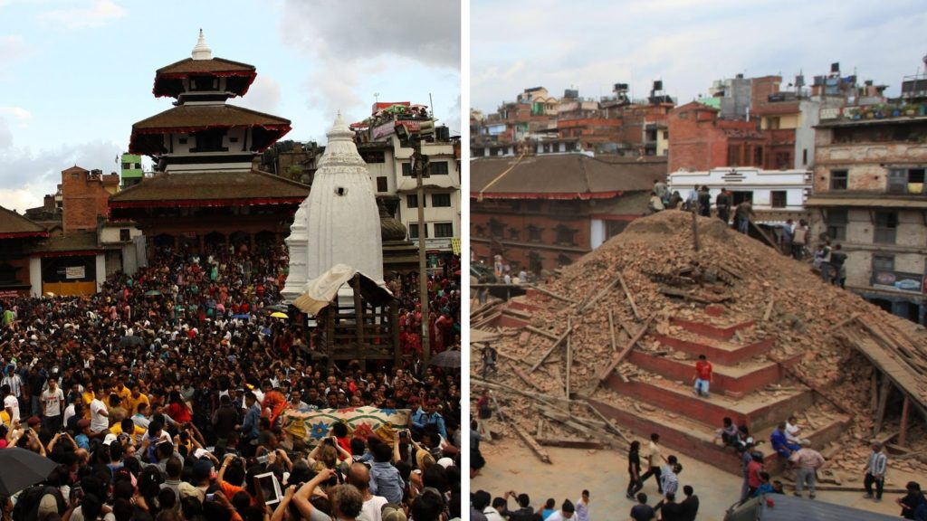 Our Accountability to the Earthquake Victims and to Nepal