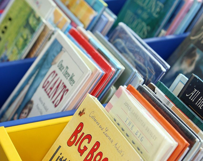 Books to enjoy with your kids