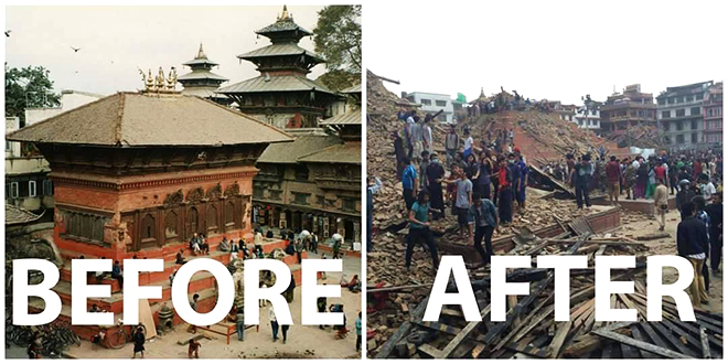 Nepal Earthquake Rescue: Our Work Has Just Begun
