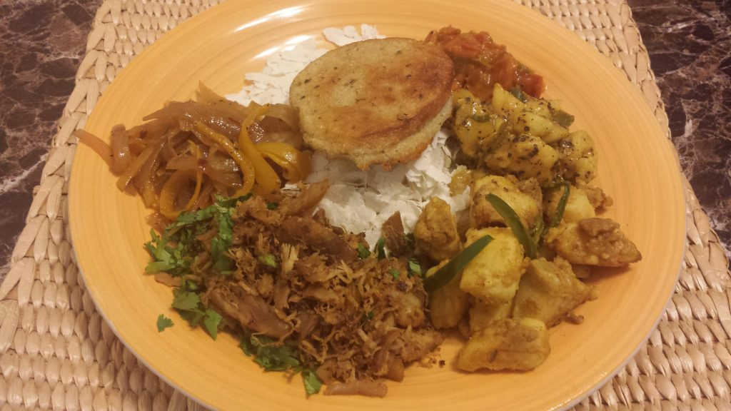 Quenching an Ethnic Palate: A Mixed Bag Approach
