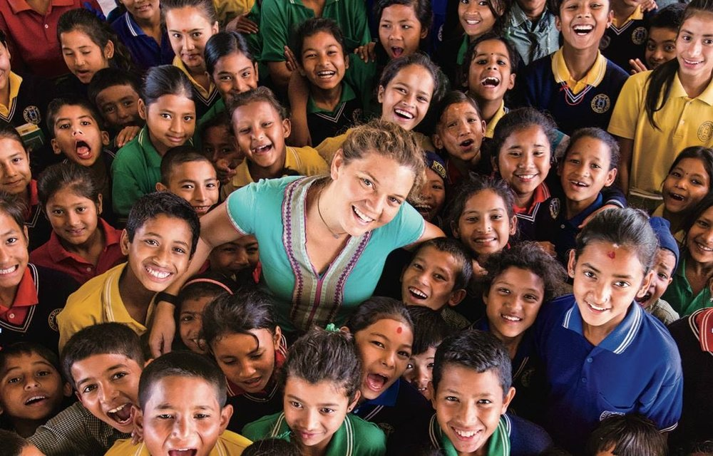 Empowering The Budding Talents: Maggie Doyne, the CNN Hero