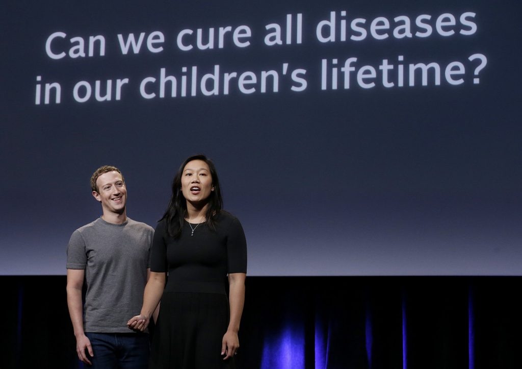 I Applaud Mark Zuckerberg's Chan Zuckerberg Initiative