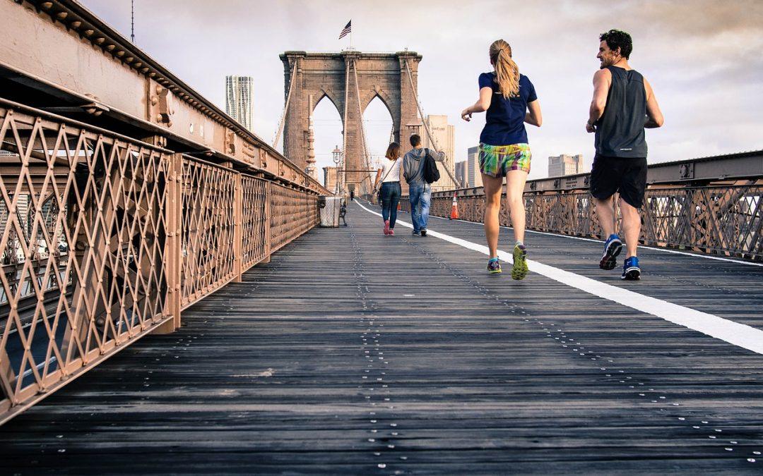 My First Day of Running: Taking Up Mark Zuckerberg's A Year of Running Challenge