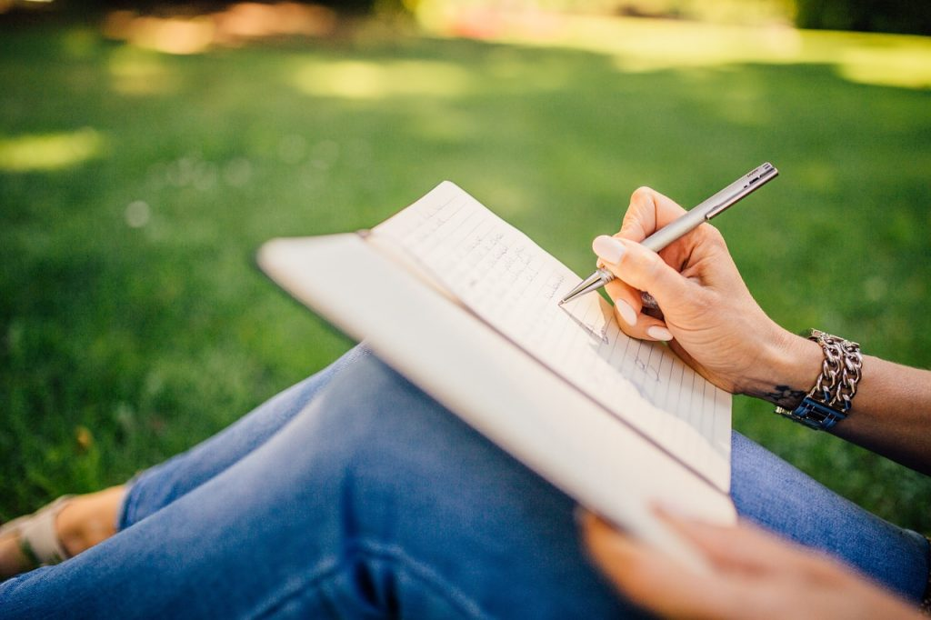 Write to Find Your Passion